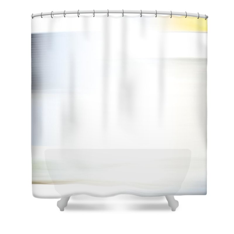 Impression Shower Curtain featuring the photograph Untitled by Kevin Cote