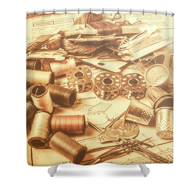 Sewing Machine Shower Curtains | Fine Art America