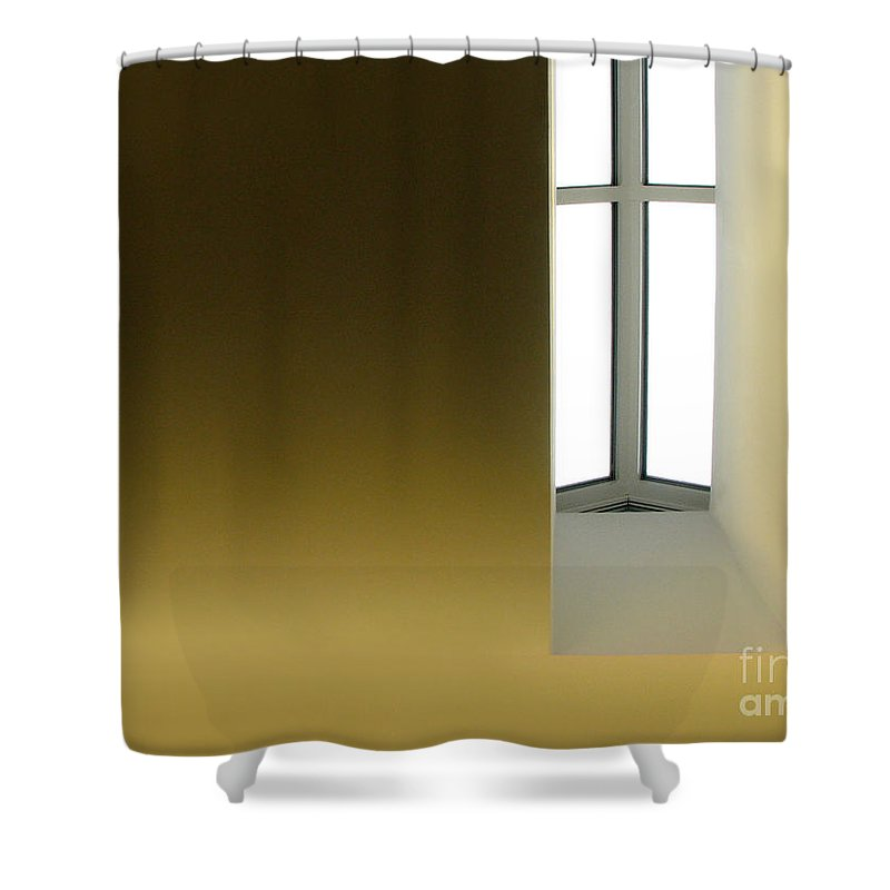 Architecture Shower Curtain featuring the photograph Above Series 2.0 by Dana DiPasquale