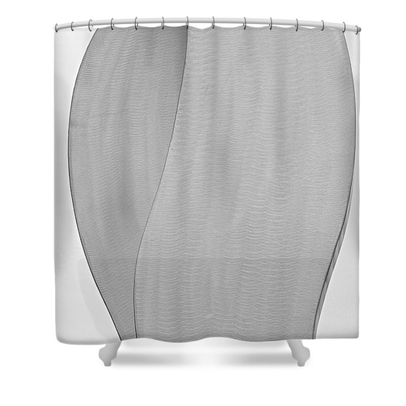 Abstracts Shower Curtain featuring the photograph Abstract One Fine Art by James BO Insogna