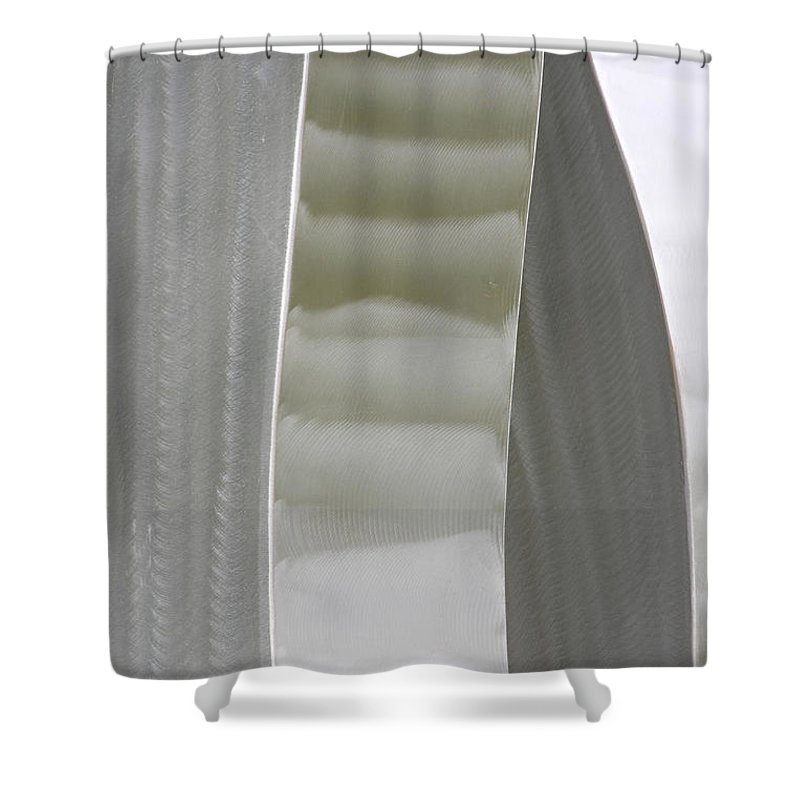 Abstracts Shower Curtain featuring the photograph Abstract Three Fine Art by James BO Insogna