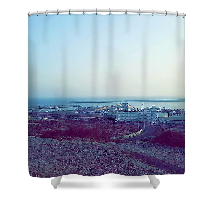 Nature Shower Curtain featuring the photograph Agadir Nature by Hassan Boumhi