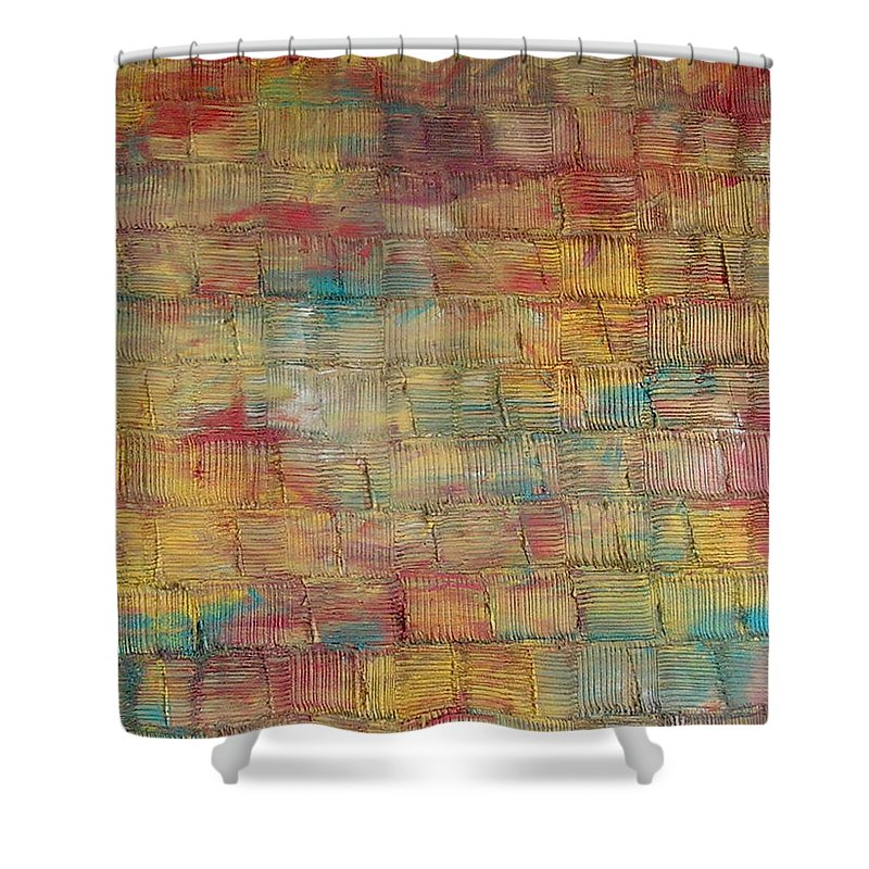 Freedom Shower Curtain featuring the painting Age Of Freedom by Dawn Hough Sebaugh