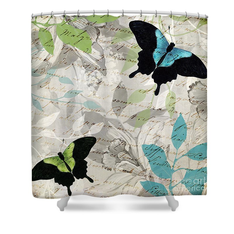 Insects Shower Curtains
