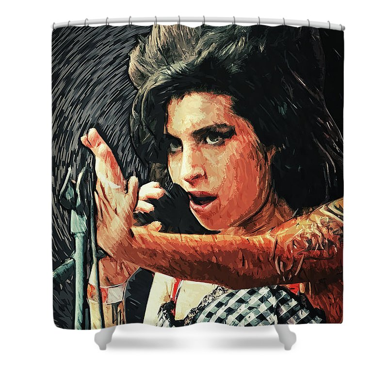 Designs Similar to Amy Winehouse by Zapista OU