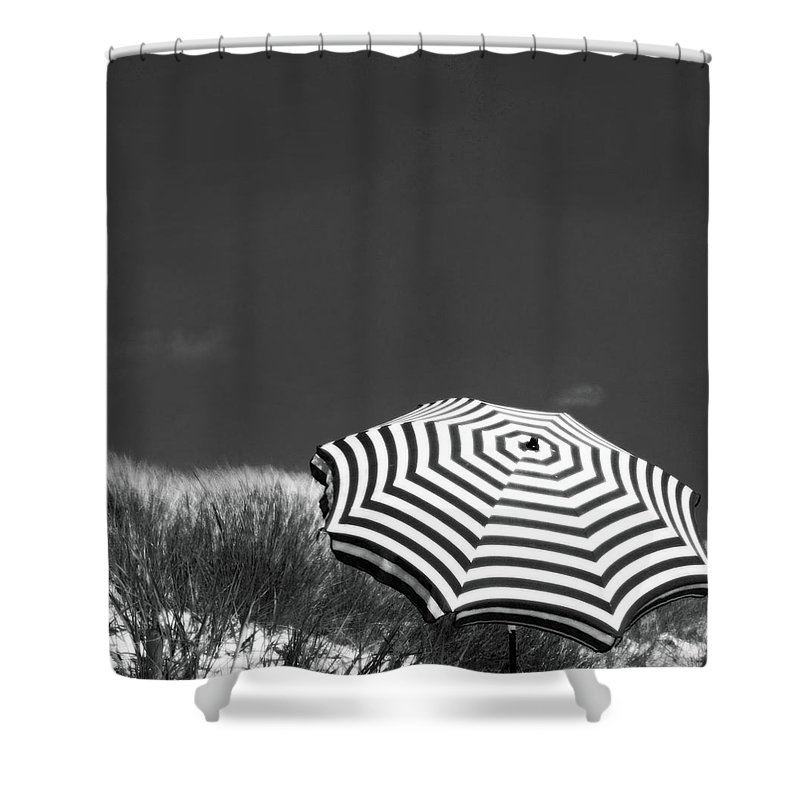 Beach Shower Curtain featuring the photograph An English Summer by Dorit Fuhg