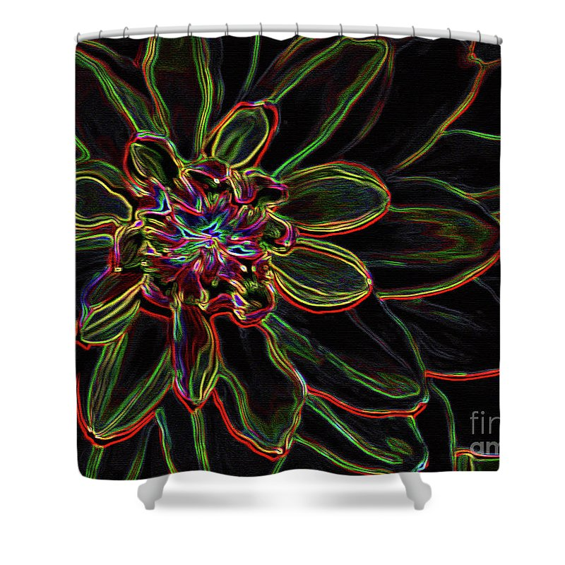 Fine Art Photography Shower Curtain featuring the photograph Arabian Nights by Patricia Griffin Brett