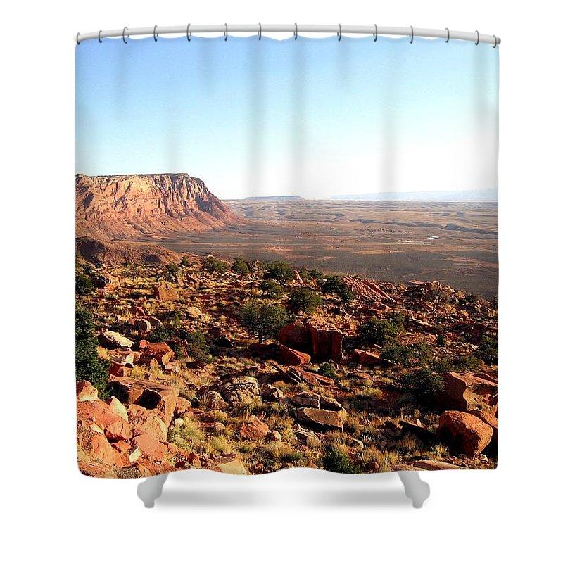 Arizona Shower Curtain featuring the photograph Arizona 19 by Will Borden