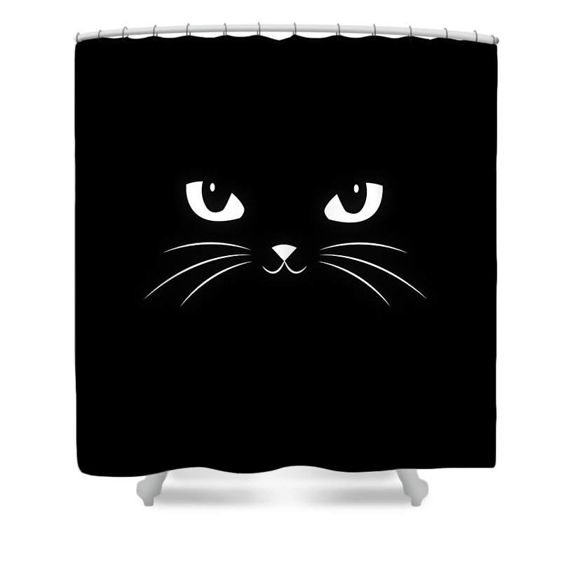 Cats Cool Shower Curtains