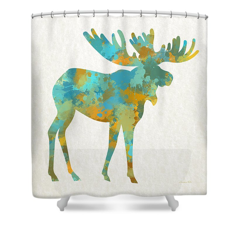 Bull Shower Curtains