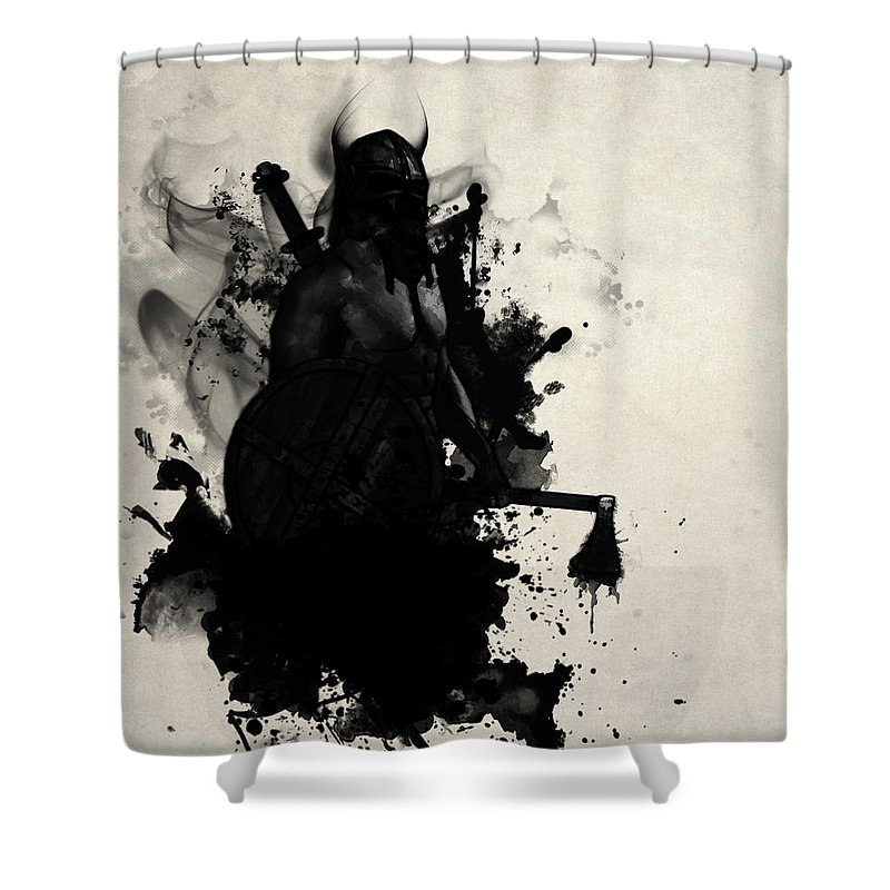 Tool Shower Curtains