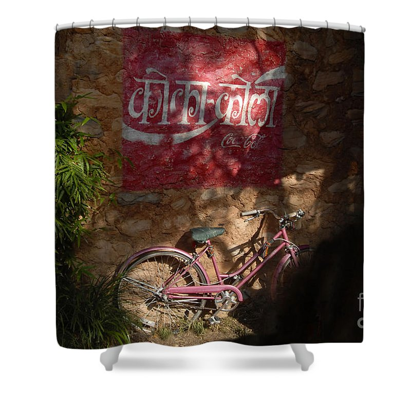 Asia Shower Curtain featuring the photograph Asia by David Lee Thompson