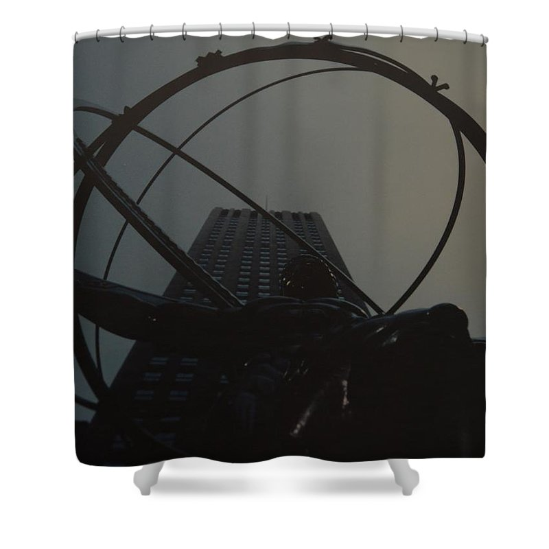 Atlas Shower Curtain featuring the photograph Atlas by Rob Hans