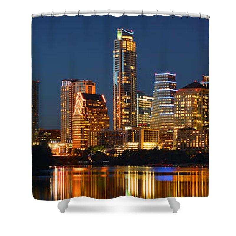Austin Shower Curtains
