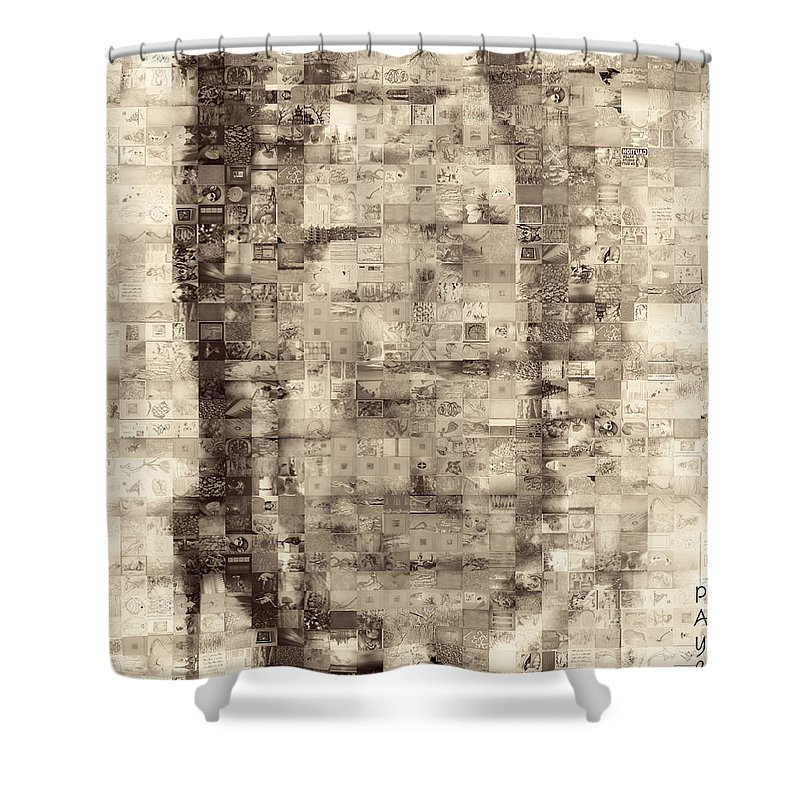 Paula Shower Curtain featuring the photograph Ballet First Position No-nos by Paula Ayers
