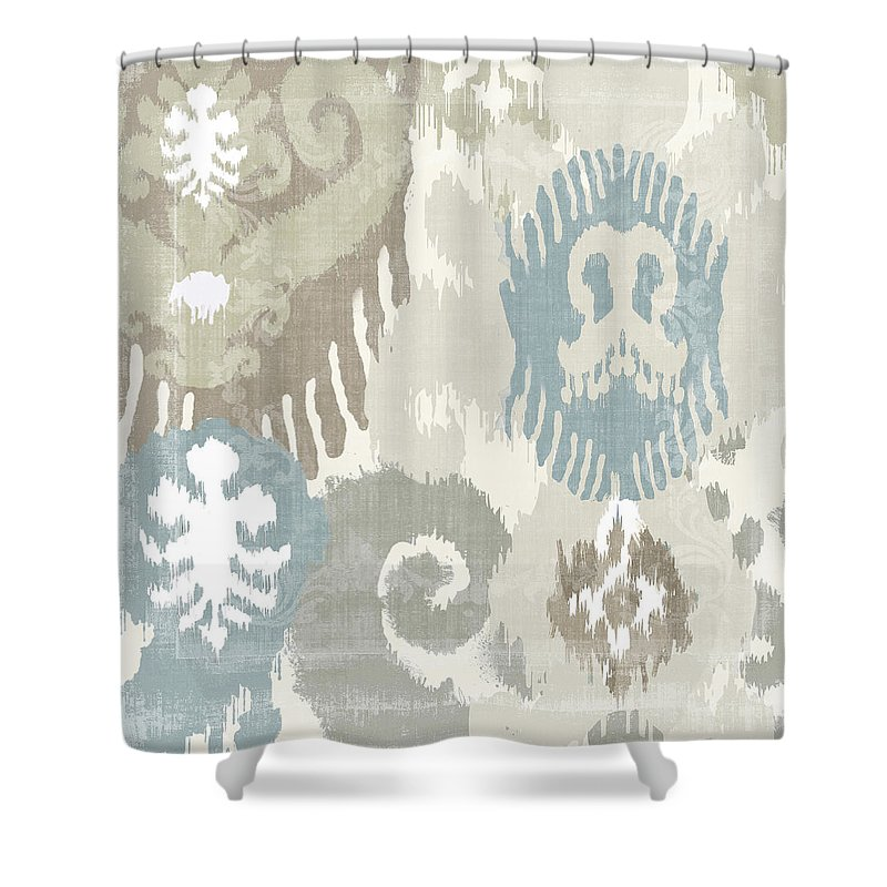 South American Shower Curtains