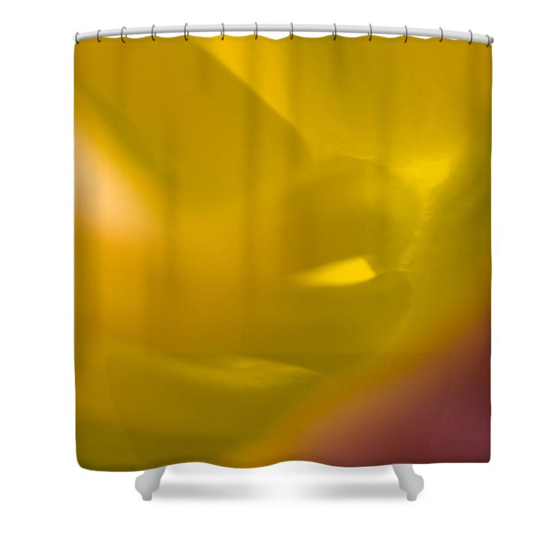 Abstract Shower Curtain featuring the photograph Before by Ches Black