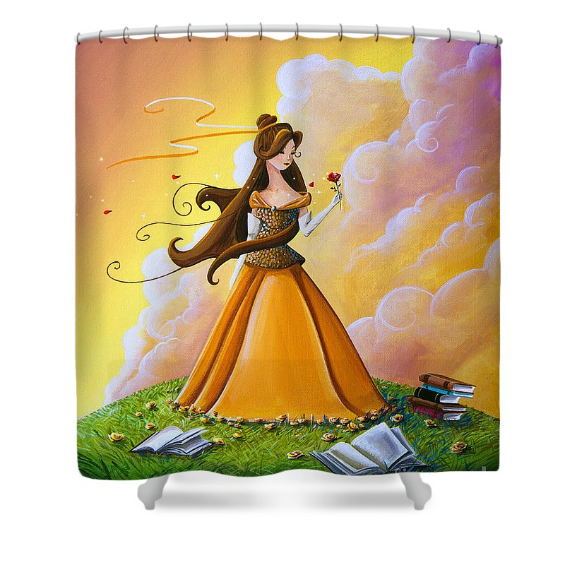 Disney Princess Shower Curtains