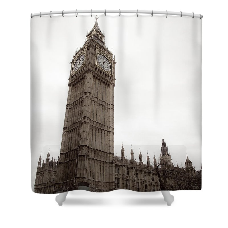 Political Shower Curtains