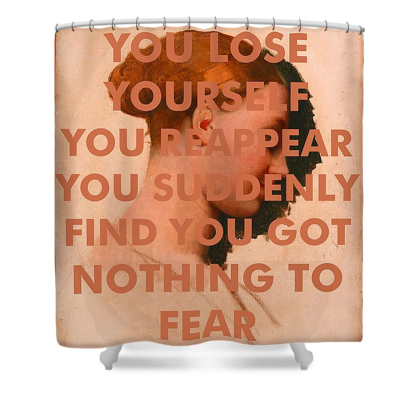 Art & Collectibles Shower Curtain featuring the digital art Bob Dylan Art Print by Georgia Fowler