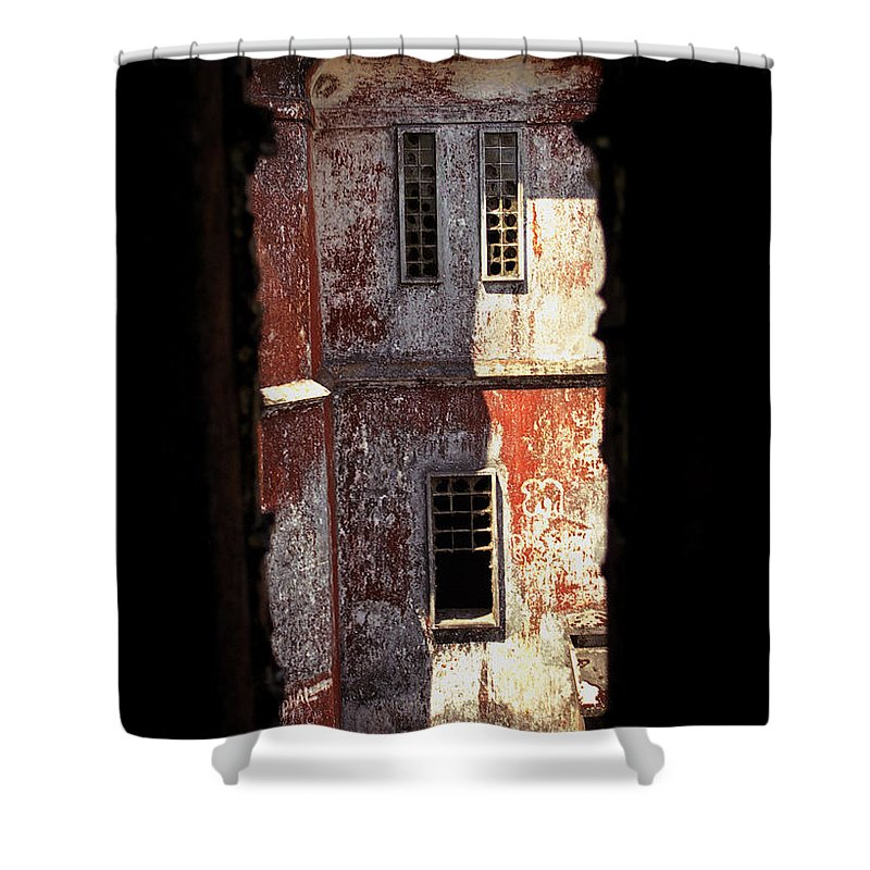 Bokor Shower Curtain featuring the photograph Bokor by Patrick Klauss