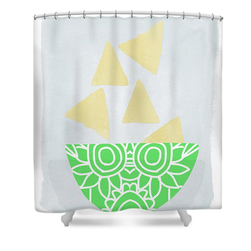 Salty Shower Curtains