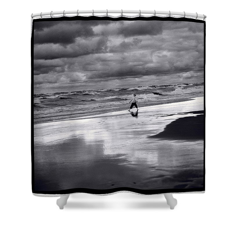 Indiana Dunes National Lakeshore Shower Curtains
