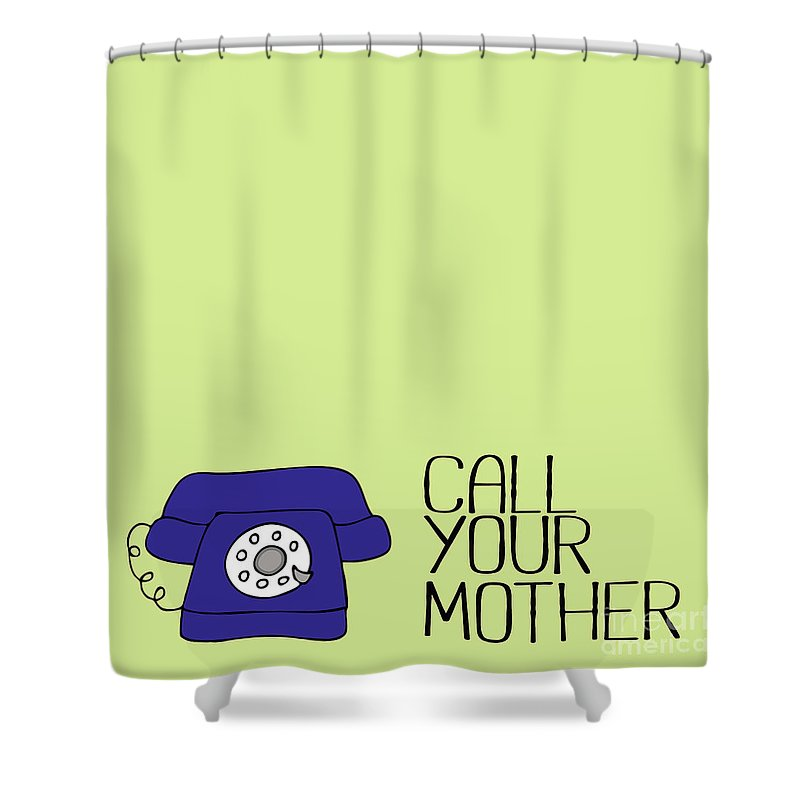 Mom Shower Curtains
