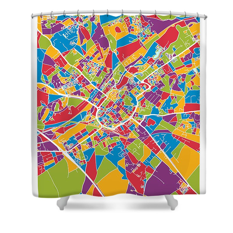 Canterbury Shower Curtains