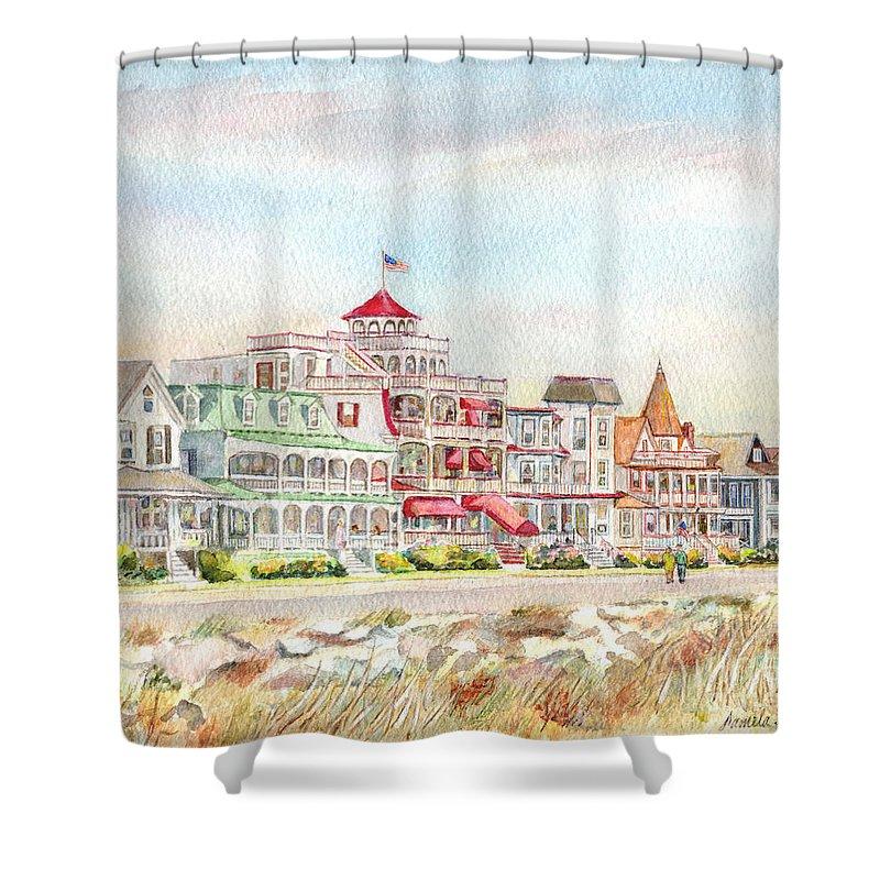 Promenade Shower Curtains