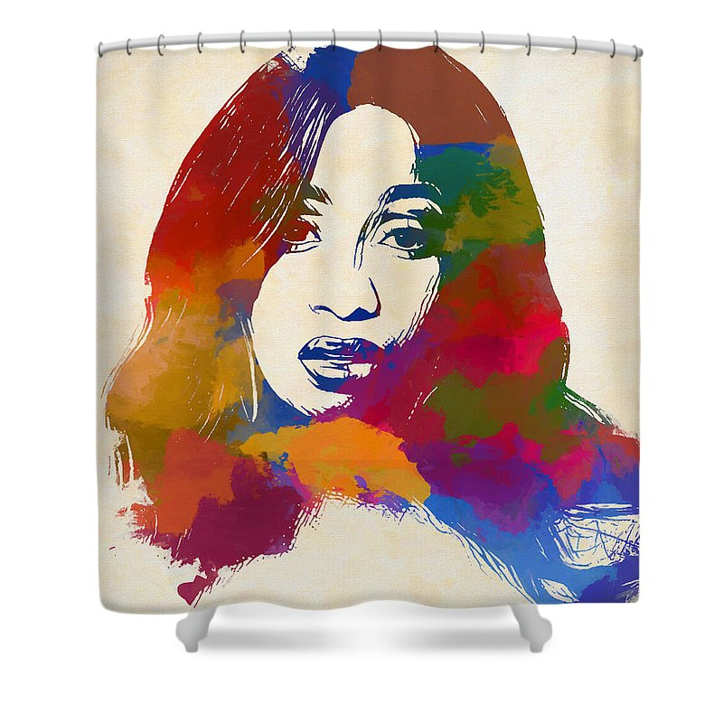 Love And Hip Hop Shower Curtains