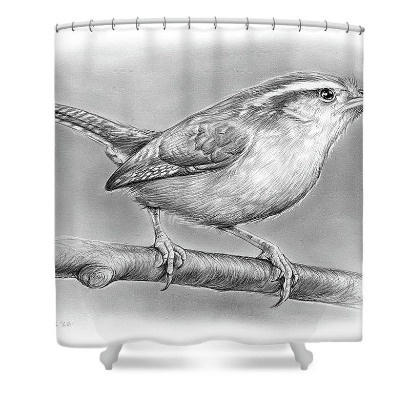 Wren Shower Curtains