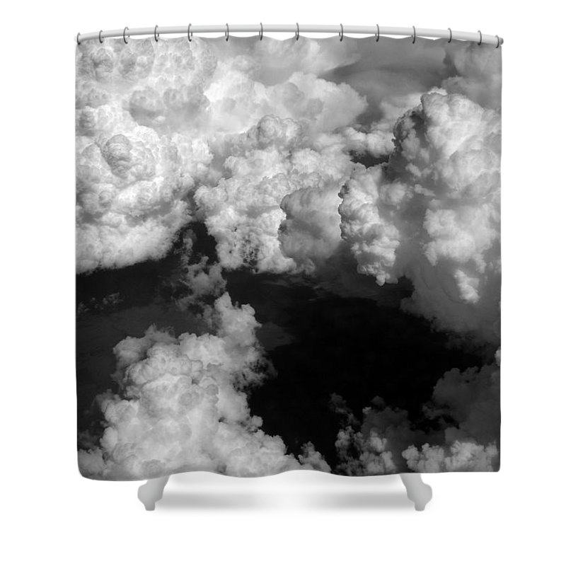 Aviation Art Shower Curtain featuring the photograph Cb1.42 by Strato ThreeSIXTYFive