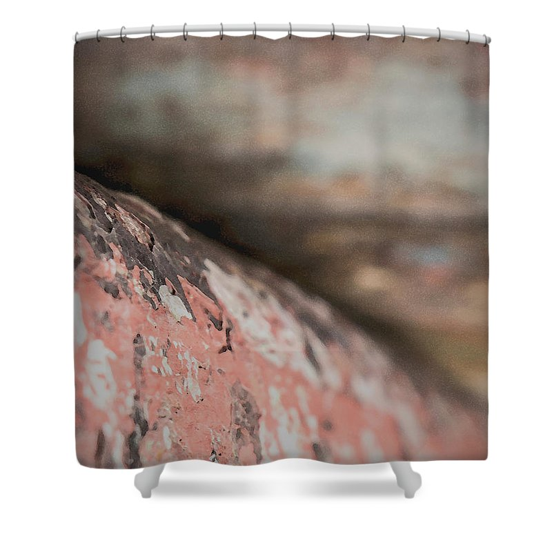 Bold Shower Curtain featuring the photograph Chaos Again by Dorothy Hilde