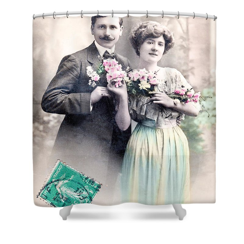 Imagery Shower Curtains