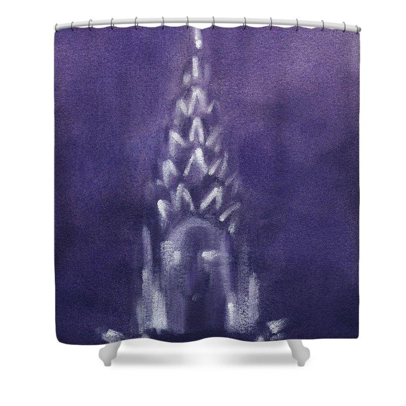 Architecture Shower Curtains