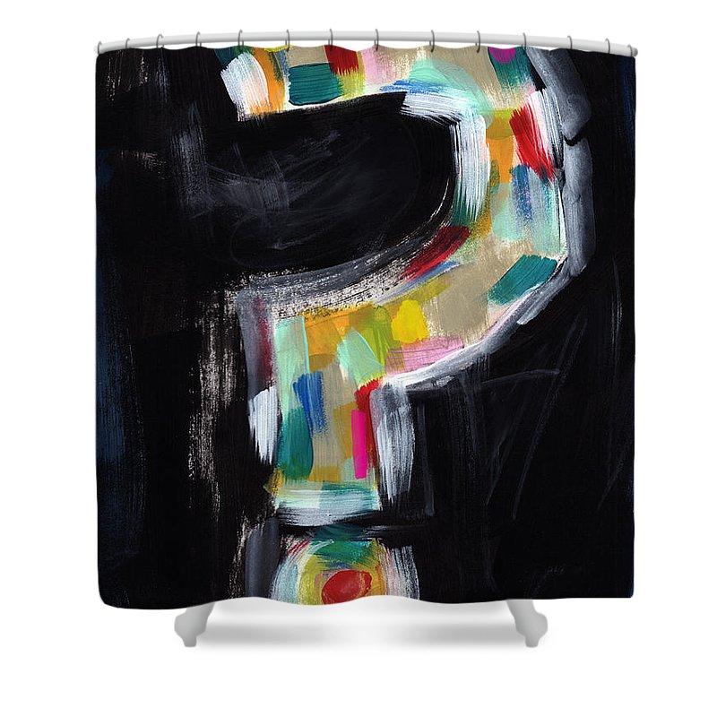 Graffiti Shower Curtains
