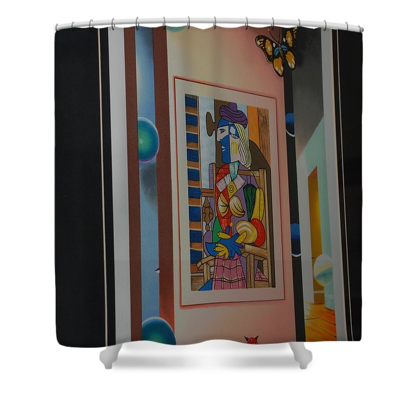 Colors Shower Curtain featuring the photograph Colors by Rob Hans