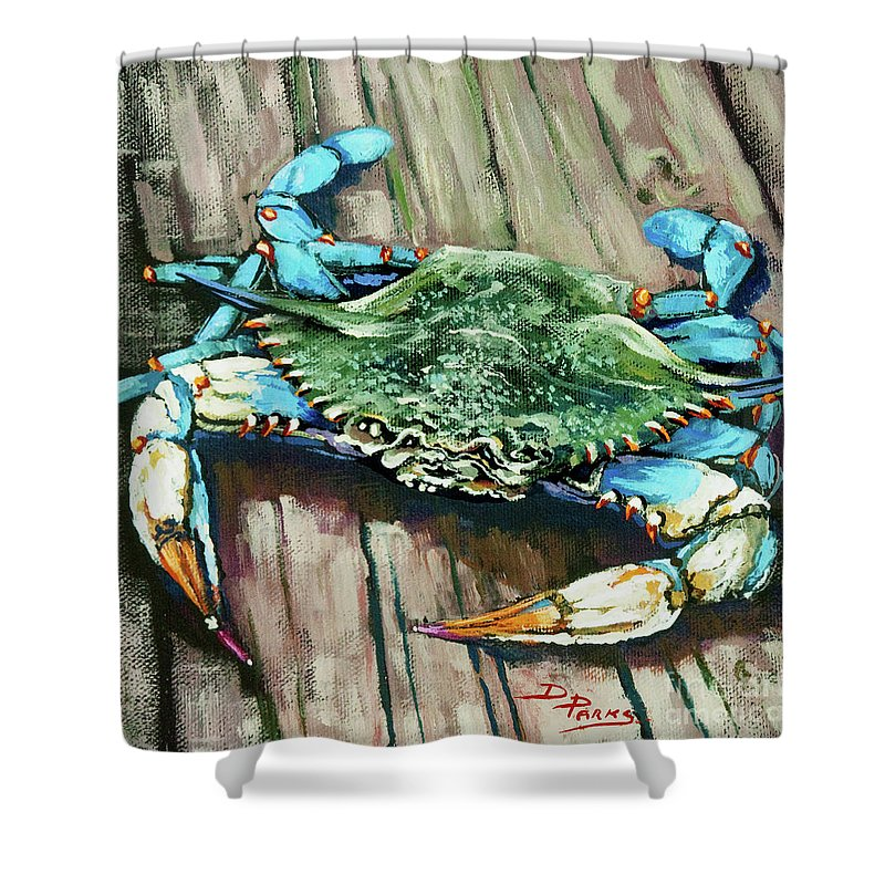 Designs Similar to Crabby Blue by Dianne Parks