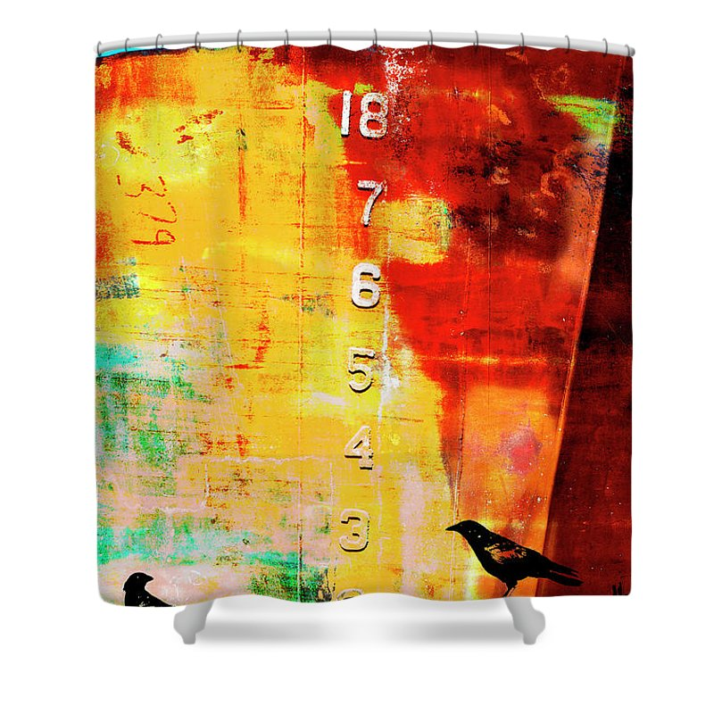 Freighter Shower Curtains