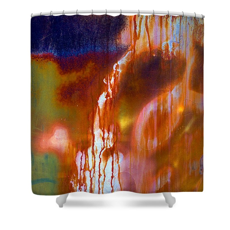 Skip Shower Curtain featuring the photograph Cry Me A River by Skip Hunt