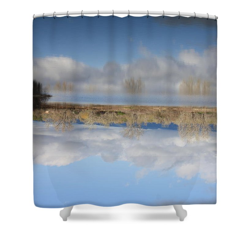 Day Dreaming Shower Curtain featuring the photograph Day Dream by Chris Oh