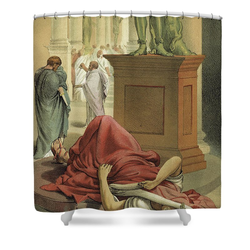 death of jlius casear Julius caesar was such a famous and important leader in ancient rome that they named a month after him - july, for julius caesar julius caesar was an able.