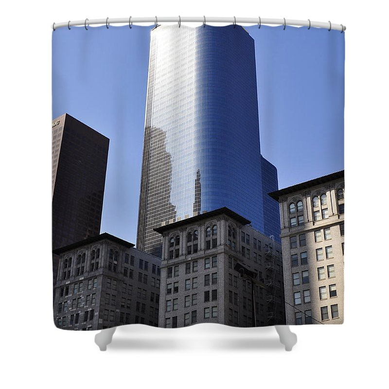 Clay Shower Curtain featuring the photograph Dichotomy by Clayton Bruster