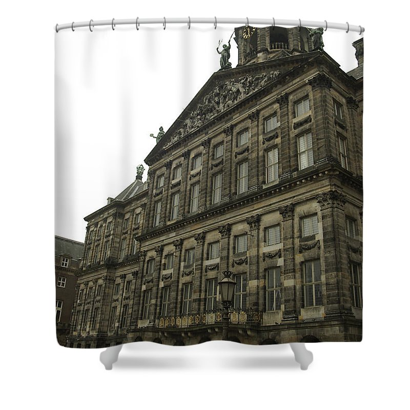 Landscape Shower Curtain featuring the photograph Dnrh1107 by Henry Butz