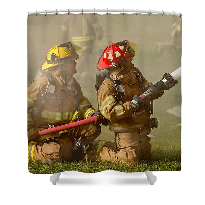 Fire Safety Shower Curtains | Pixels