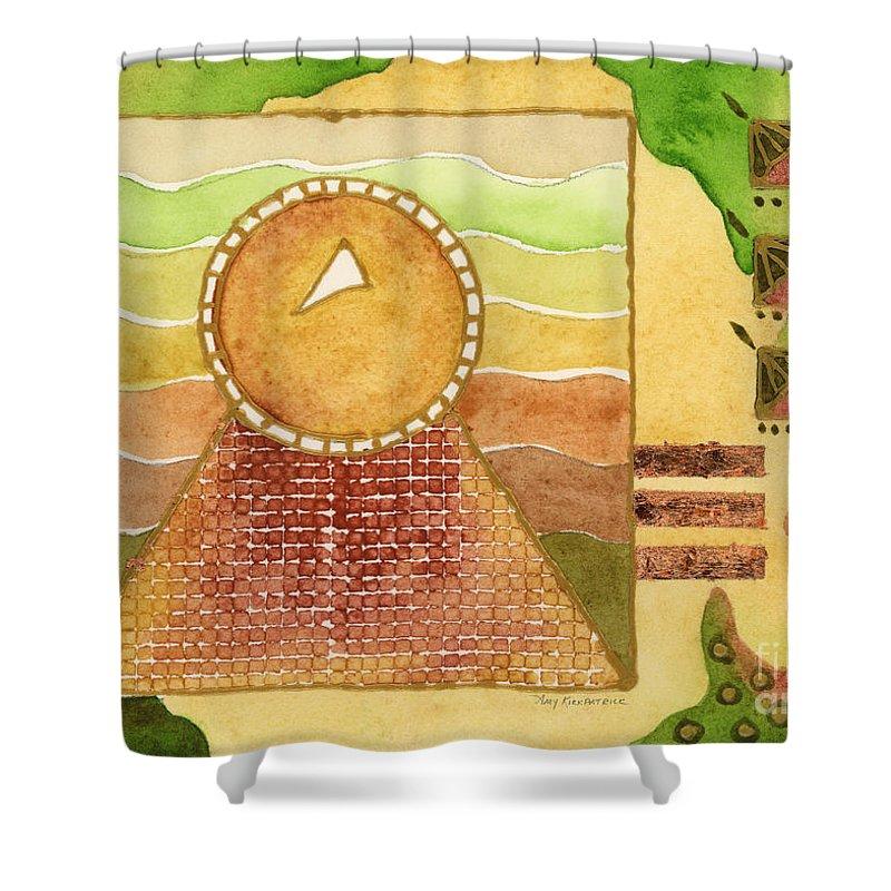 Earthtones Shower Curtains