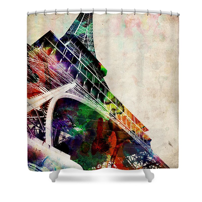Landmark Shower Curtains