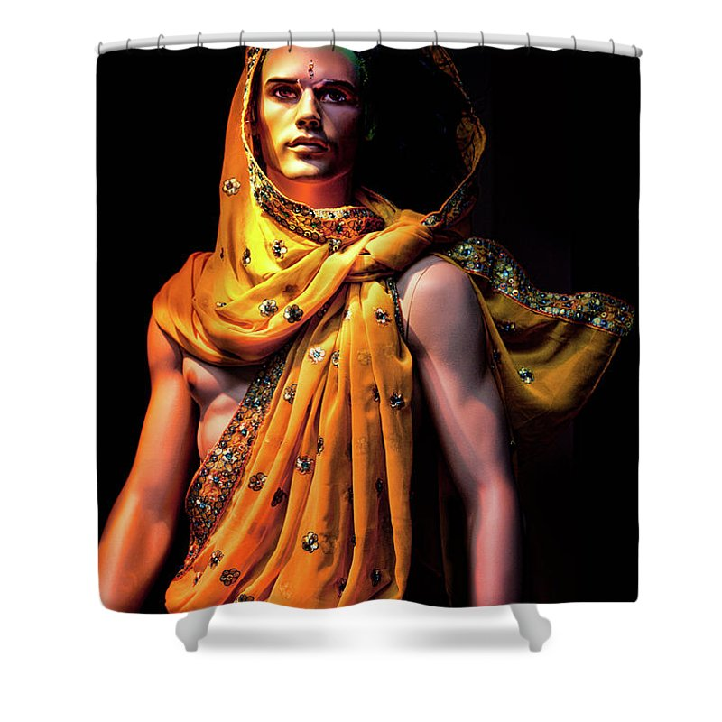 Eliodoro Shower Curtain featuring the photograph Eliodoro by Chris Lord