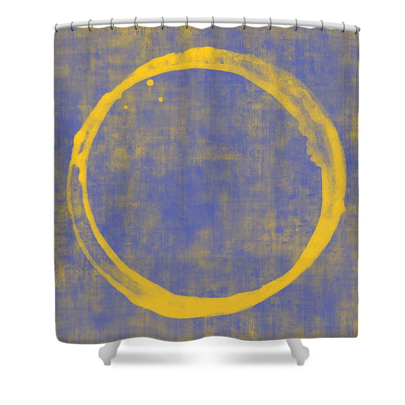Yellow Shower Curtains